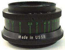 ⭐NEW⭐ 1979!💫 KMZ INDUSTAR 50-2 Russian Soviet Made in USSR💫 Pancake Lens M42