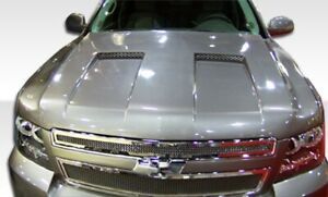 07-14 Chevrolet Tahoe Circuit Duraflex Body Kit- Hood!!! 103381