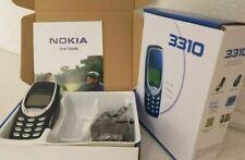 ✅✅  Original Nokia 3310 Phone BOXED GSM, 12M WARRANTY UK STOCK ✅✅