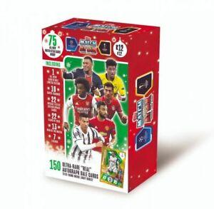 Topps Match Attax Champions League Festive Box 2020/2021 Karten aussuchen choose