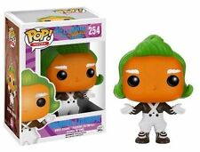 Willy Wonka and The Chocolate Factory Oompa Loompa Pop Vinyl Figure by Funko