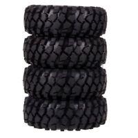"4x RC 1/10 Car Climbing Rock Crawler 1.9"" 108MM*36MM Tires Tyre 7032 SCX10 CC01"