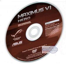 ASUS MAXIMUS VI HERO MOTHERBOARD DRIVERS M3097 WIN 7 8 8.1 10 DUAL