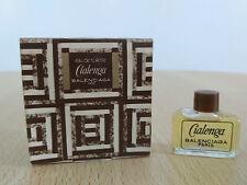 Cialenga by Balenciaga EDT for Women 4 ml MINI MINIATURE FRAGRANCE NEW w/ box
