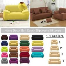 HOT L Shape Stretch Elastic Fabric Cover# Sectional Corner Couch Covers Sofa