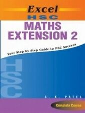 Excel Hsc Maths Extension 2 by S.K. Patel (Paperback, 2002)