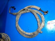 SUZUKI KINGQUAD 300 LT4WD 2002 OIL COOLER HOSES PAIR GOOD USED SHAPE
