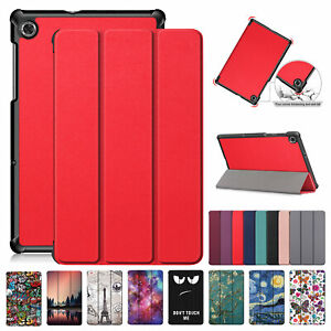 """For Lenovo Tab M10 HD 2nd TB-X306F/ X306X 10.1"""" Smart Case Flip Leather Cover"""