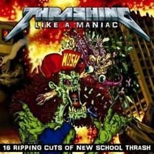 Various - Thrashing Like A Maniac CD #41931