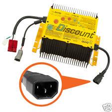 *NEW* Delta Q QuiQ Charger 24v 24 volt / 25 amp JLG Scissor Lift 912-2400-16