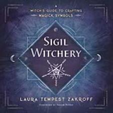 SIGIL WITCHERY - ZAKROFF, LAURA TEMPEST - NEW PAPERBACK