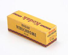 KODAK 118 VERICHROME PAN FILM, EXPIRED DEC 1953, SOLD FOR DISPLAY/cks/200094