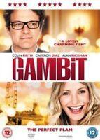Gambit [DVD], Good DVD, Cloris Leachman,Stanley Tucci,Alan Rickman,Cameron Diaz,