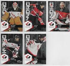 ZACHARY FUCALE MONTREAL CANADIENS 2015 TEAM CANADA JUNIORS HYDRO #H-38
