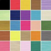 Hemline 10m Linen Sewing Thread Premium Quality Upholstery Canvas Yarn -WHITE