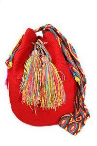 Wayuu mochila is a piece of art