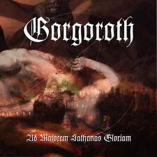 FREE US SHIP. on ANY 3+ CDs! NEW CD Gorgoroth: Ad Majorem Sathanas Gloriam