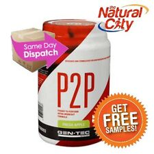 P2P 900g Wild Blueberry Intra workout BY GENTEC - BCAA - Gen-tec FREE SAMPLES