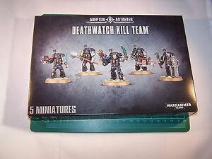 Deathwatch Kill Team Weapons (bits)