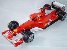 Ferrari F2003GA M.Schumacher World Champion 2003 1/18 B1023 HotWheels