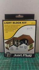 Woodland Scenics JP5716 Just Plug Model Lighting System Light Block Kit