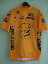 Maillot cycliste Jaune Vetements Enfants Z Greg Lemon 1990 Jersey - XL