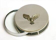 Owl Wings Magnifying Reading Glass British Bird Of Prey Office Desktop Gift