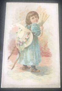 Atlanta Exposition 1895 Trade Card Morning Joy Coffee Awarded Gold Medal