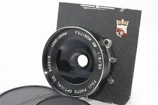Fujinon SW 90mm f/8 f 8 Lens w/Seiko Wista Board *902218