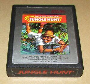 Jungle Hunt for Atari 2600 Fast Shipping! Authentic