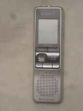 *missing battery cover Sony ICD-B600 electronic voice recorder dictaphone