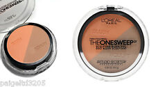 L'Oreal Loreal The One Sweep Sculpting Blush Duo #825 Nectar 0.30 oz (8.5g)