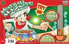 Meatball Madness ~  Speed and Skill Game ~ Family Fun by Tara Toys NEW
