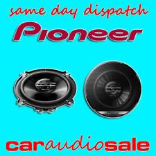 """PIONEER TS-G1320F 5.25"""" pulgadas 13 cm 250 W 2 vías coaxial de coche furgoneta Puerta Altavoces"""