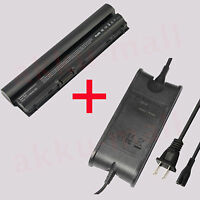 Battery/Charger For DELL Latitude E6220 E6230 E6320 7M0N5 9P0W6 F33MFFN3PT CWTM0