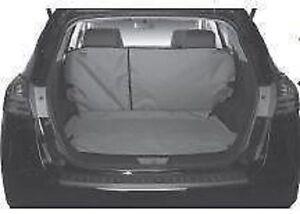 Vehicle Custom Cargo Area Liner Black Fits 2004-2005 Nissan Quest Van