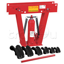 12t Cintreuse Hydraulique - Rouge (5060367211049)
