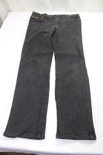 J7904 Wrangler Texas Jeans W34 L34 Schwarz  Gut