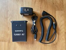 Quantum Turbo SC Battery Pack w/ Charger + Canon Cable - EX Condition