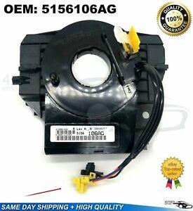5156106AG Steering Wheel ClockSpring AirBag Spiral Cable 07-18 Jeep NO SENSOR🔥