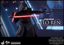 1/6 Star Wars Force Awakens Kylo Ren Movie Masterpiece by Hot Toys MMS320 902538