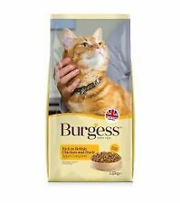 Burgess Adult Cat Chicken and Duck 1.5kg - 19302