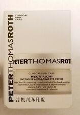 Peter Thomas Roth Mega-Rich Intensive Anti-Aging Cellular Eye Crème 0.76 oz