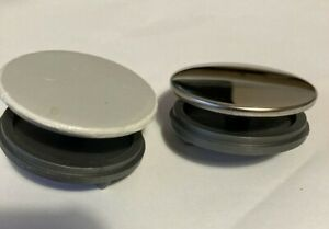 Stainless Steel Kitchen Sink Tap Hole Blanking Plug Cover Stopper Chrome New UK