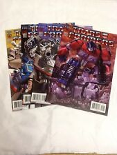 Transformers #0 All 4 Variants  NM / M (2005) (000210) See Pics