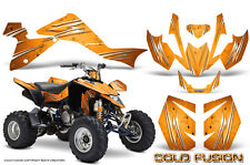 SUZUKI LTZ 400 09-15 GRAPHICS KIT CREATORX DECALS COLD FUSION O