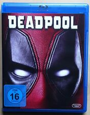 Deadpool | 2016 | Ryan Reynolds | Blu-ray