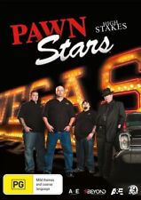 Pawn Stars - High Stakes (DVD, 2018, 2-Disc Set)