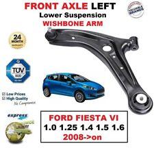 liens Ford Fiesta 2x LH RH Front Lower Suspension Control Wishbone Bras