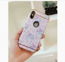 Oppo A59/f1s 3in1 luxury slim hard case with design - LAVENDER